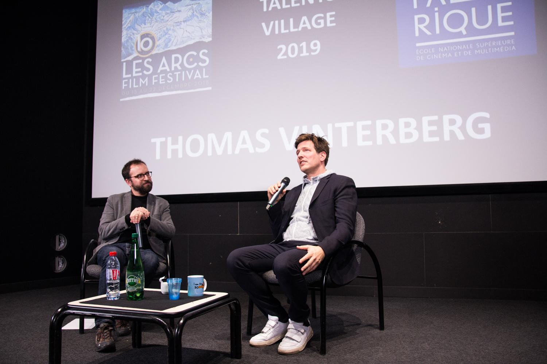 Partenariat : Les Arcs // Thomas Vinterberg