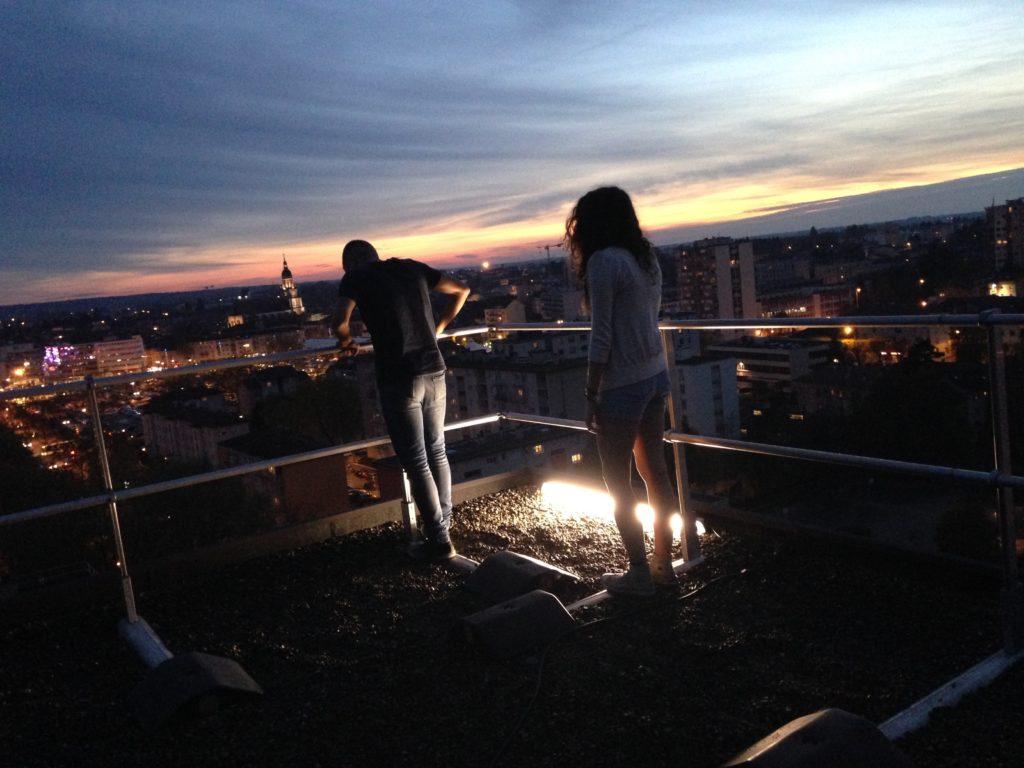 Bourg en Bresse : Amir et Léa de Charlene Favier