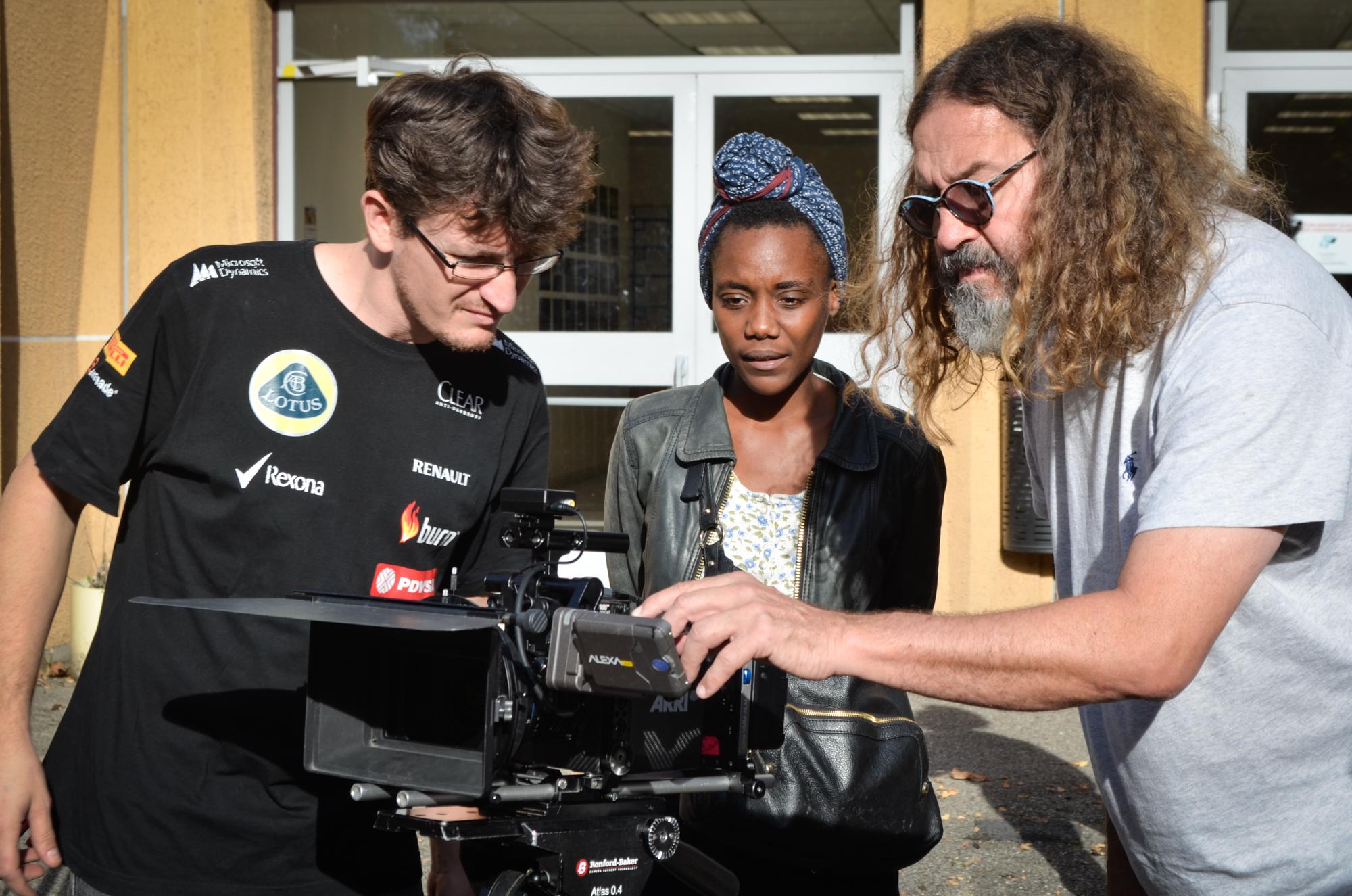 Venue de Dan Kneece, opérateur Steadicam, à la CinéFabrique